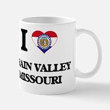 I love Grain Valley Missouri Mug