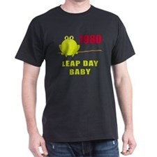 1980 Leap Year Baby T-Shirt