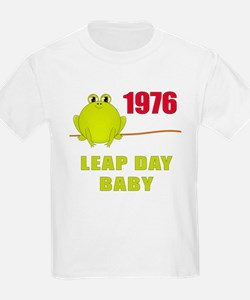 1976 Leap Year Baby T-Shirt