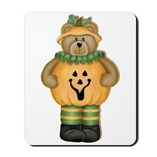 Trick or Treat Teddy Mousepad
