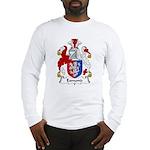 Esmond Family Crest Long Sleeve T-Shirt