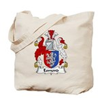 Esmond Family Crest Tote Bag