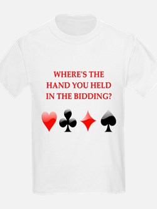 duplicate bridge gifts T-Shirt