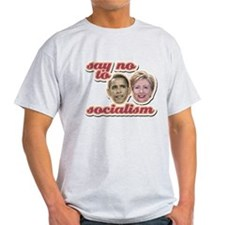 Say No To Socialism T-Shirt
