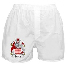 Emery Family Crest  Boxer Shorts