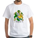 Emerson Family Crest White T-Shirt