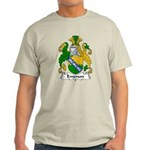 Emerson Family Crest Light T-Shirt