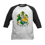 Emerson Family Crest Kids Baseball Jersey