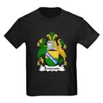 Emerson Family Crest Kids Dark T-Shirt