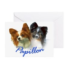 papillon-1 Greeting Cards (Pk of 10)