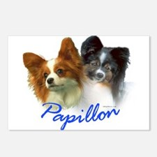 papillon-1 Postcards (Package of 8)