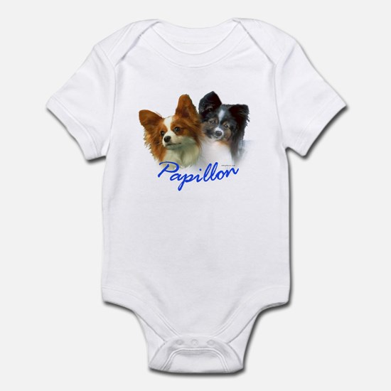 papillon-1 Infant Bodysuit