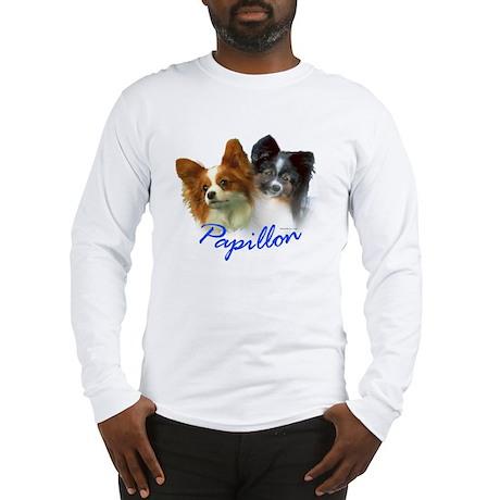 papillon-1 Long Sleeve T-Shirt
