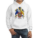 Elicott Family Crest Hooded Sweatshirt