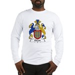 Elicott Family Crest Long Sleeve T-Shirt