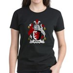 Elford Family Crest Women's Dark T-Shirt