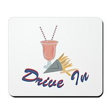 Drive In Mousepad