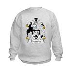 Edwards Family Crest Kids Sweatshirt