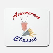 American Classic Mousepad
