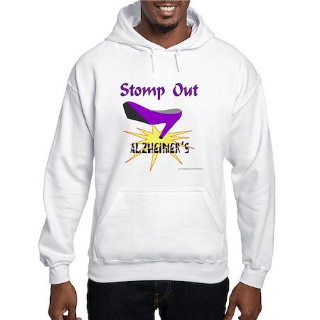 ALZHIEMER'S Hooded Sweatshirt