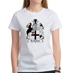 Eccleston Family Crest Women's T-Shirt