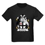 Eccleston Family Crest Kids Dark T-Shirt