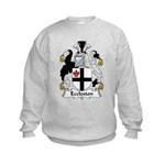 Eccleston Family Crest Kids Sweatshirt
