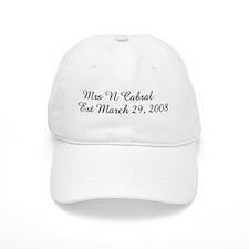 Mrs N Cabral Est March Baseball Cap