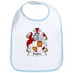 Dutton Family Crest Bib