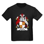 Dutton Family Crest Kids Dark T-Shirt