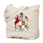 Dutton Family Crest Tote Bag