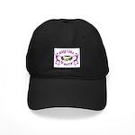 King Cake Party Black Cap