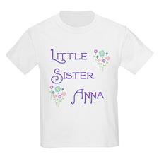 Little Sister Anna T-Shirt