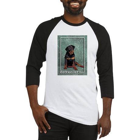 Rottweiler-2 Baseball Jersey