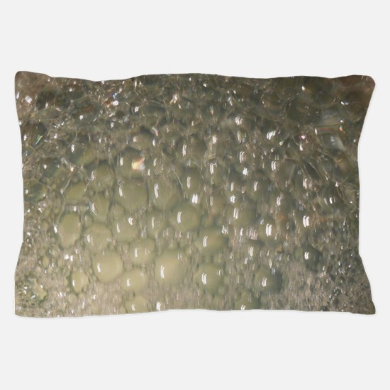 dish water bubbles in pot no filters Pillow Case