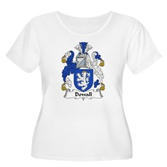 Dowall Family Crest T-Shirt