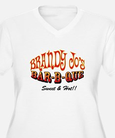 """""""Your Name Here"""" Bar b que T-Shirt"""