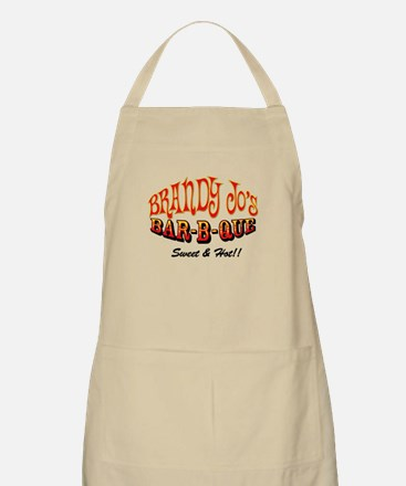 """""""Your Name Here"""" Bar b que BBQ Apron"""