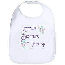 Little Sister Morgan Bib