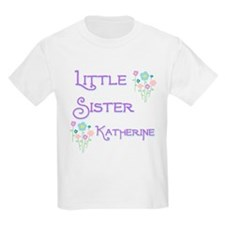 Little Sister Katherine T-Shirt