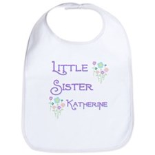 Little Sister Katherine Bib