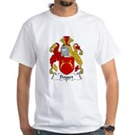 Dogget Family Crest White T-Shirt