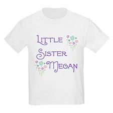 Little Sister Megan T-Shirt