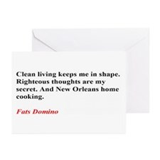 Clean Living Greeting Cards (Pk of 10)