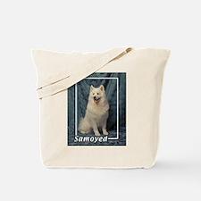 Samoyed-1 Tote Bag