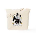 Dodington Family Crest  Tote Bag