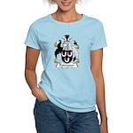 Dodington Family Crest  Women's Light T-Shirt