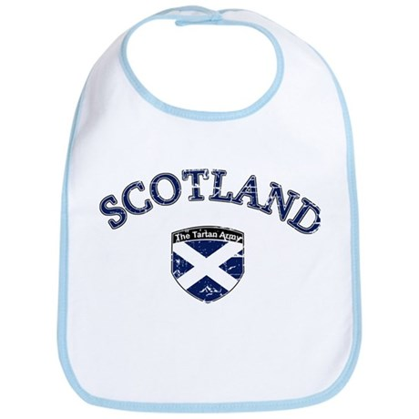 Scotland Soccer Bib