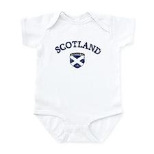 Scotland Soccer Infant Bodysuit
