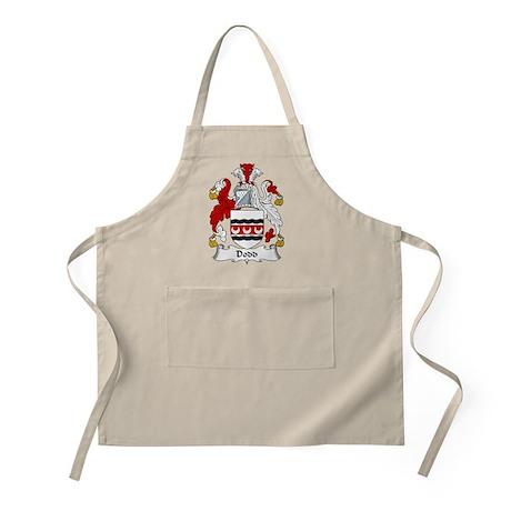 Dodd Family Crest BBQ Apron